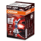 Žiarovka H7 OSRAM Night Breaker LASER 12V 1ks