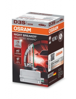 Xenónová výbojka D3S Osram Night Breaker Unlimited 35W PK32d-5 - 1ks